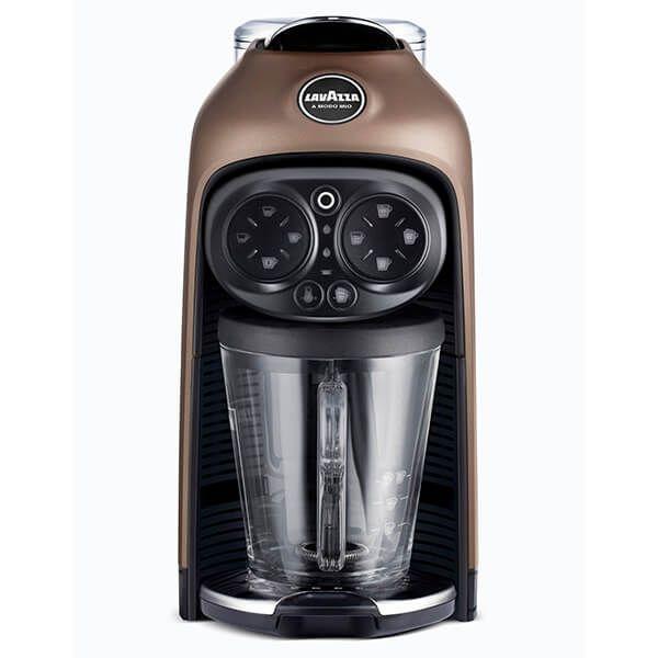 Lavazza Desea Walnut Brown Coffee Machine