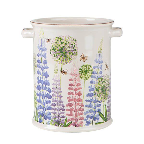 T&G Cottage Garden Utensil/Bottle Pot