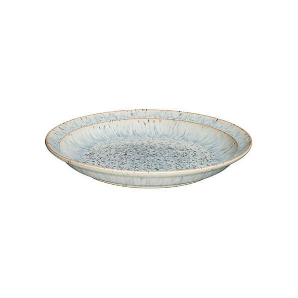 Denby Halo Speckle Small Deep Plate
