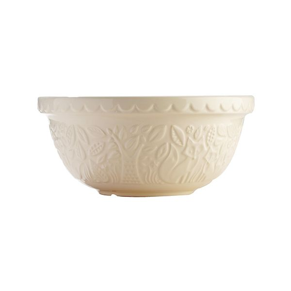 Mason Cash In The Forest Cream S12 Mixing Bowl 29cm