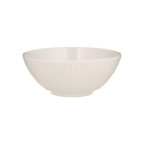 Mason Cash Linear White Cereal Bowl