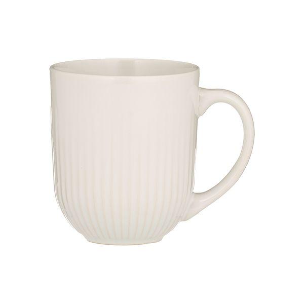 Mason Cash Linear White Mug