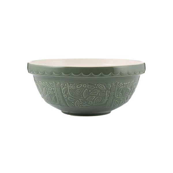 Mason Cash In The Forest S18 Green Mixing Bowl 26cm
