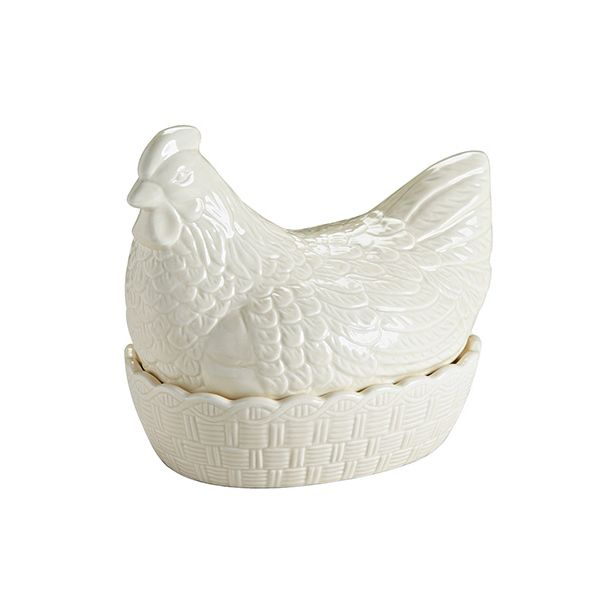 Mason Cash Cream Hen Nest