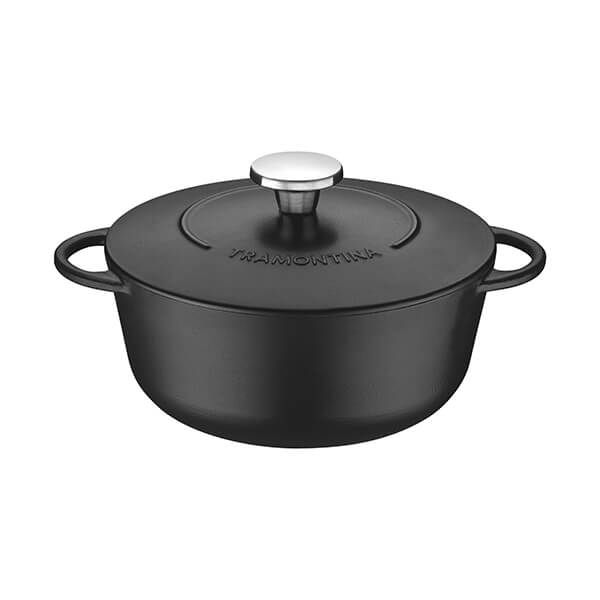 Tramontina Trento 24cm Enamel Cast Iron Casserole Dish