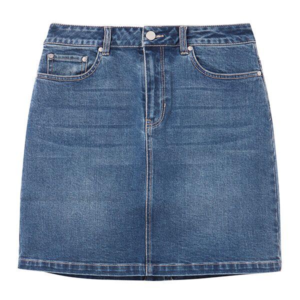 Joules Light Denim Marnie Denim Skirt