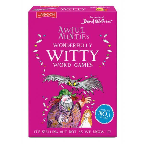 David Walliams Awful Auntie's Wonderfully Witty Word Games