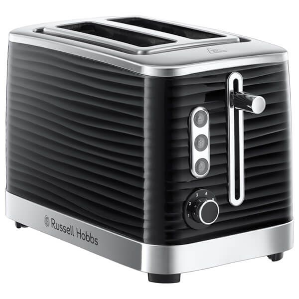 Russell Hobbs 2 Slice Inspire Toaster Black