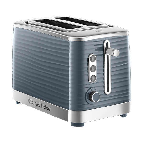 Russell Hobbs 2 Slice Inspire Toaster Grey