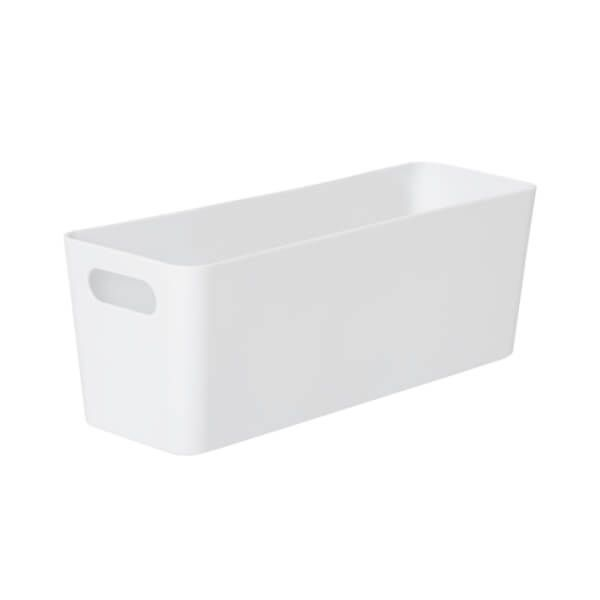 Wham Studio Basket 7.01 Rectangular Ice White