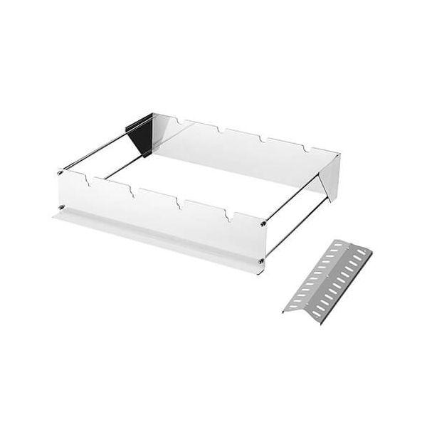 Tramontina BBQ Skewer Support, Square