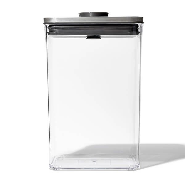 OXO Good Grips Steel POP Container Rectangle Medium 2.6L Storage Container