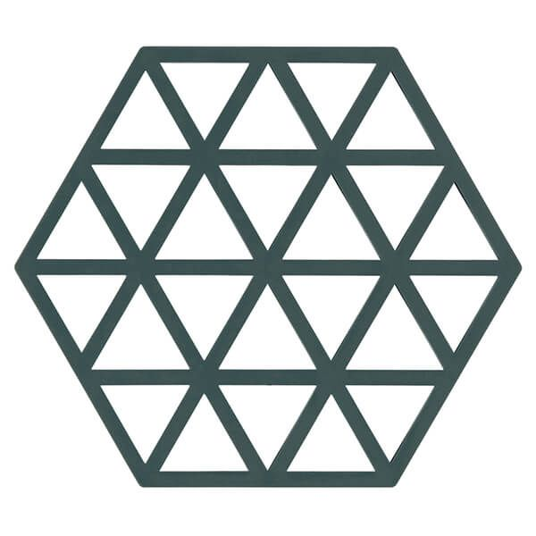 Zone Denmark Triangles Trivet