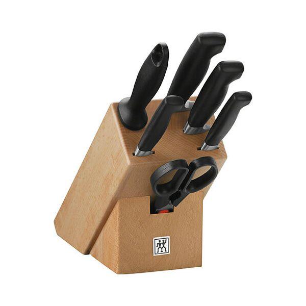 Henckels Four Star 7 Piece Knife Block Set