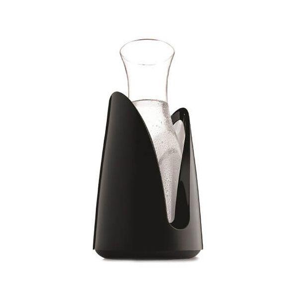 Vacu Vin Active Cooling Carafe Black