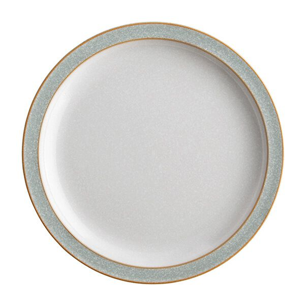 Denby Elements Light Grey Small Plate