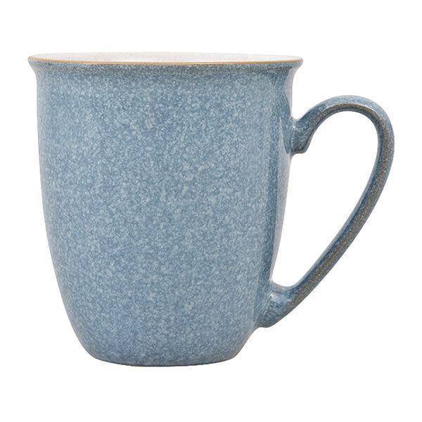 Denby Elements Blue Coffee Beaker/Mug