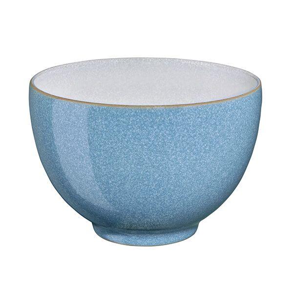 Denby Elements Blue Deep Noodle Bowl