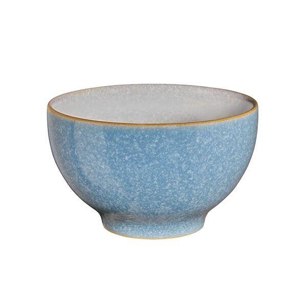 Denby Elements Blue Small Bowl
