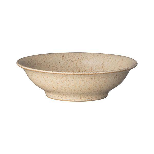 Denby Studio Craft Birch Small Shallow Bowl