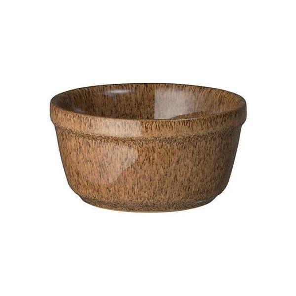 Denby Studio Craft Chestnut Ramekin