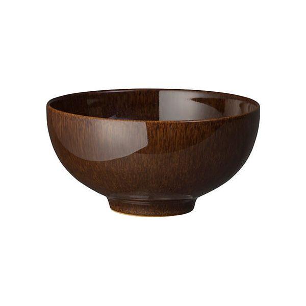 Denby Studio Craft Walnut Rice Bowl