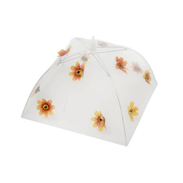 Epicurean Orange Flower Food Umbrella 30 X 30cm