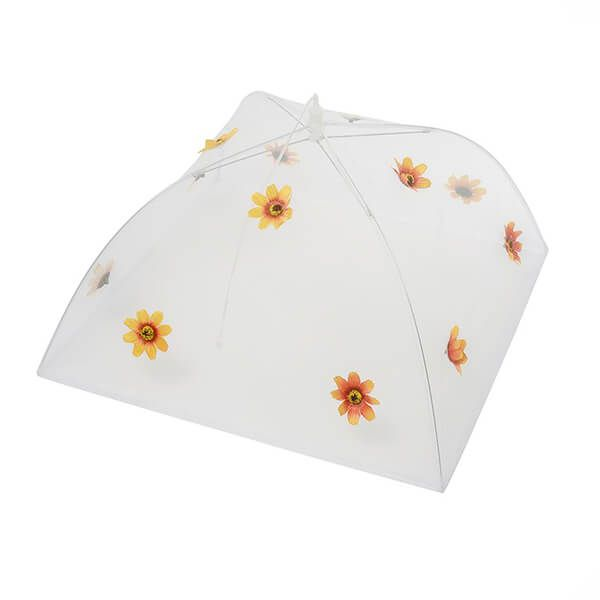Epicurean Orange Flower Food Umbrella 48 X 48cm