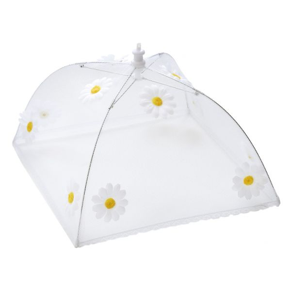 Epicurean Daisy 48cm Folding Food Umbrella