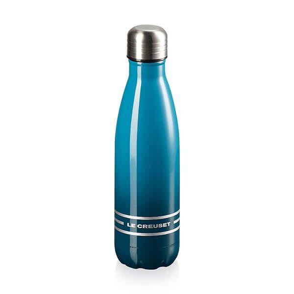Le Creuset Deep Teal Hydration Bottle 500ml