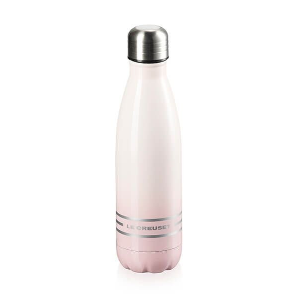 Le Creuset Shell Pink Hydration Bottle 500ml