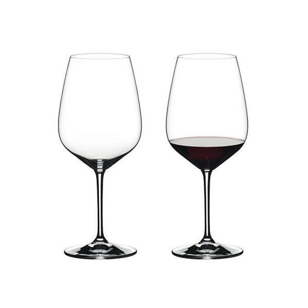 Riedel Extreme Cabernet Set Of 2 Glasses