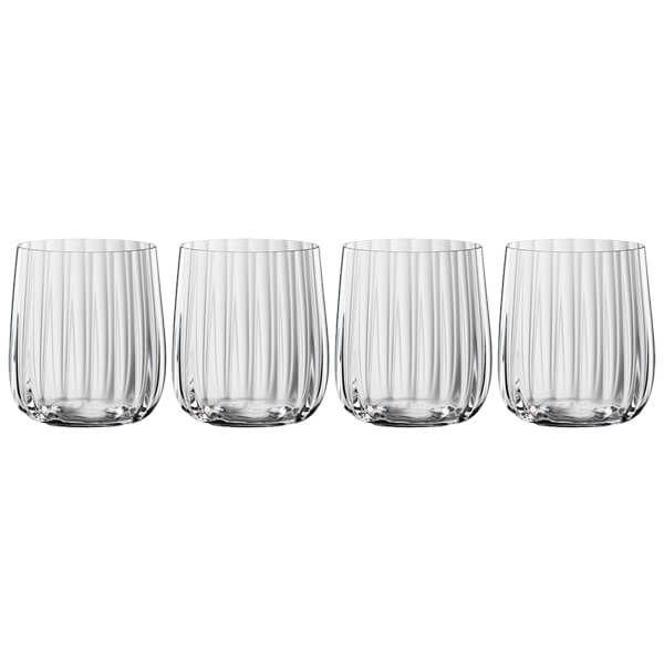 Spiegelau LifeStyle Tumbler Glasses Set Of 4