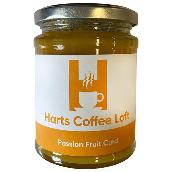 Harts Coffee Loft Passion Fruit Curd 320g
