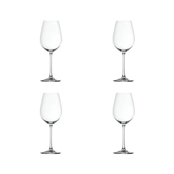 Spiegelau Salute Red Wine Glass 4 Piece Set