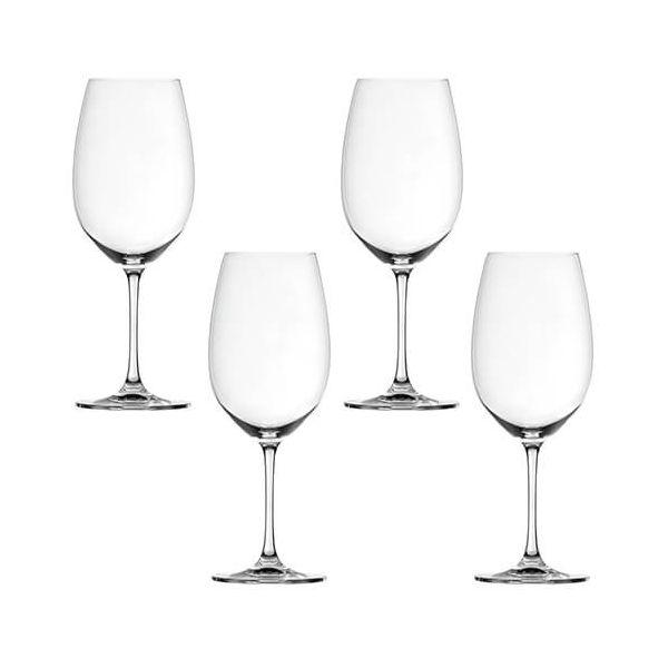Spiegelau Salute Bordeaux Wine Glass 4 Piece Set