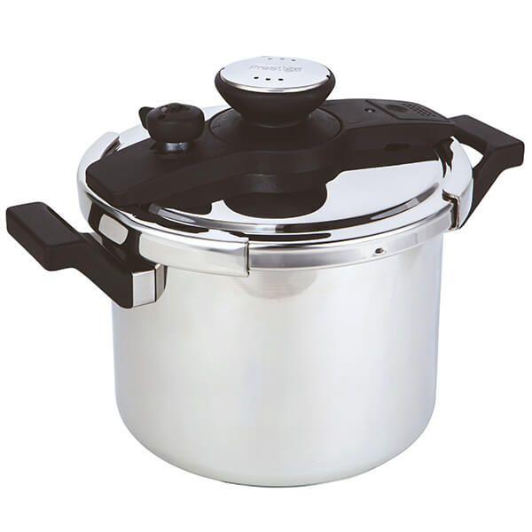 Prestige Stainless Steel Pressure Cooker 6 Litre