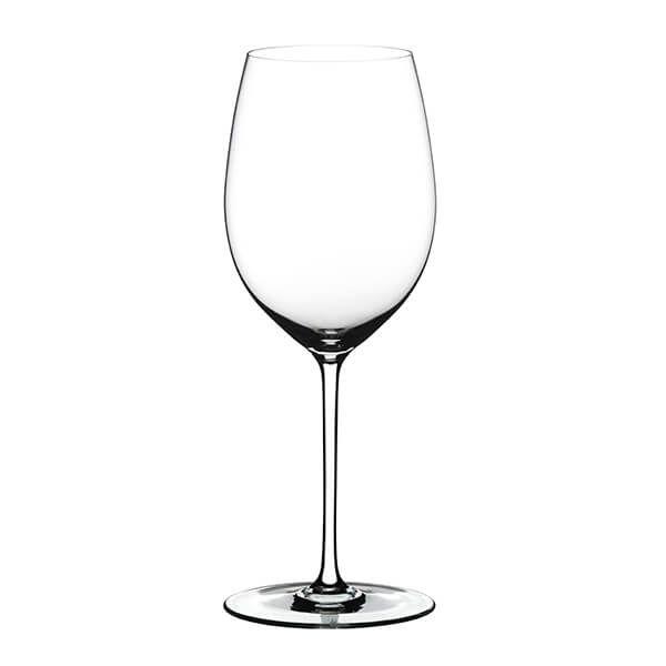 Riedel Hand Made Fatto A Mano Cabernet/Merlot Glass White