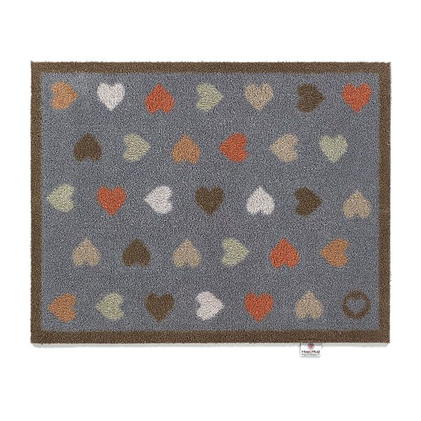 Hug Rug Pattern Hearts 1