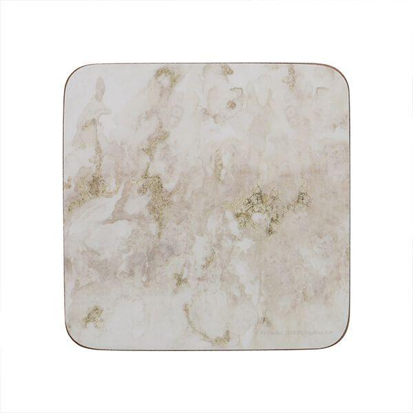 Creative Tops Grey Marble Pack Of 6 Premium Coasters