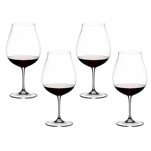 Riedel Vinum Pinot Noir Set of 4 Glasses