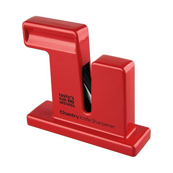 Pillar Box Red Chantry Sharpener