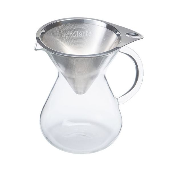 Aerolatte Drip Coffee Filter With Microfilter