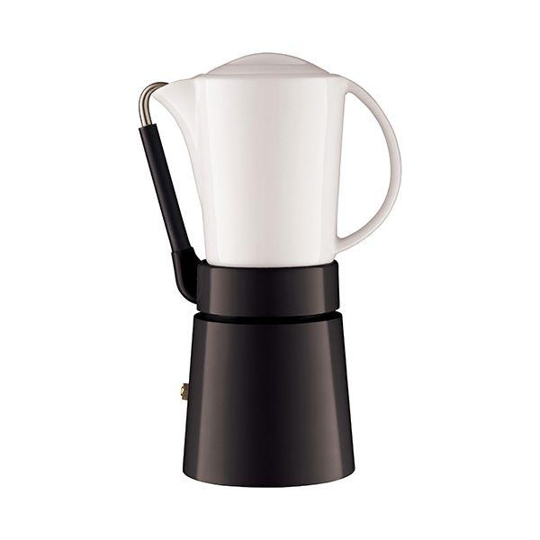 Aerolatte Caffe Porcellana Black