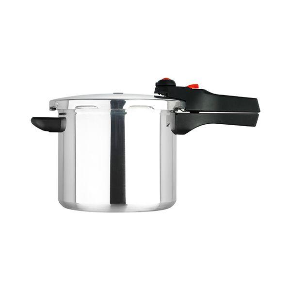 Prestige Quick and Easy Aluminium Pressure Cooker 6 Litre