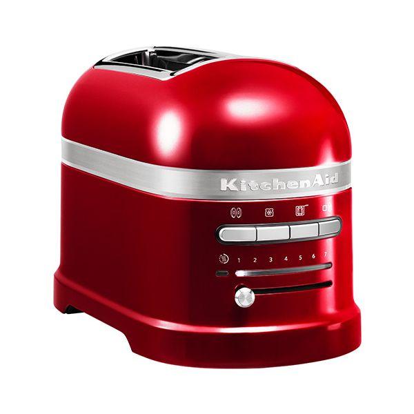 KitchenAid Artisan Candy Apple 2 Slot Toaster