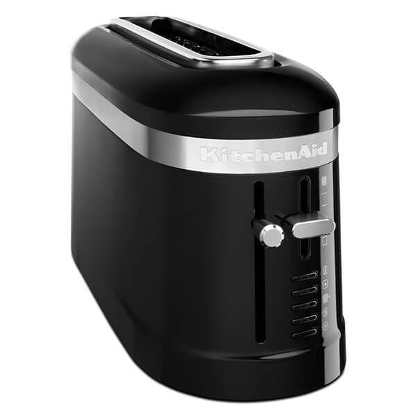 KitchenAid Design Onyx Black 1 Slot Toaster