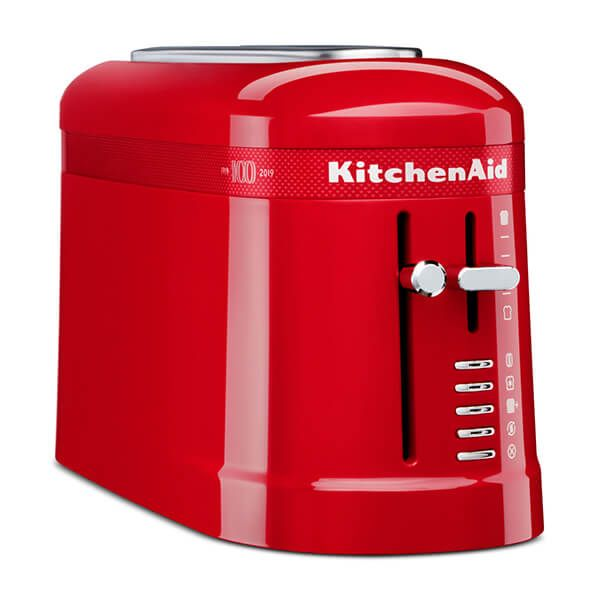 KitchenAid Limited Edition Queen Of Hearts Design Collection Two Slice Toaster
