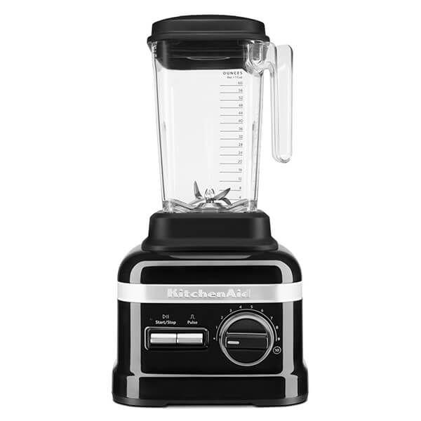 KitchenAid Artisan Onyx Black High Performance Blender 1.75L
