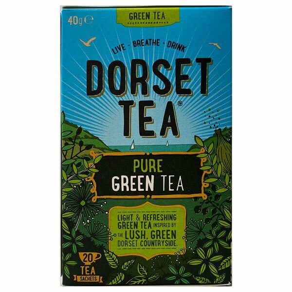 Dorset Tea Pure Green Tea 20 Tea Bags
